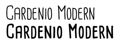 Cardenio Modern Title